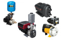 Booster Pumps from AY McDonald, Grundfos & Davey