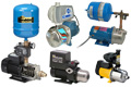 Booster Pumps from AY McDonald, Goulds, Grundfos & Davey