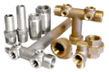Brass, Stainless Steel & Quick Connect Fittings
