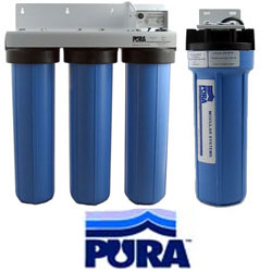 Pura UV (Ultraviolet) Water Treatment Systems