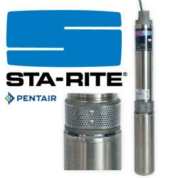 Starite Submersible Well Pumps - HS+ Signature 2000 Stainless Steel Series