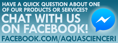 Chat with us on Facebook - AquaScienceRI