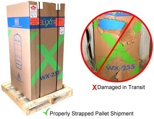 Aqua Science Freight Shipping