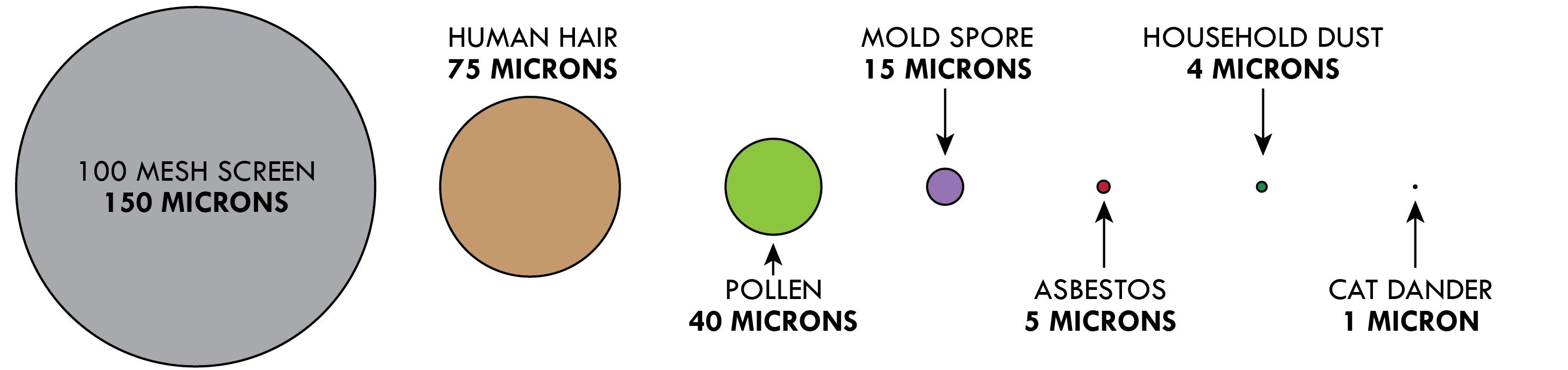Micron Diagram