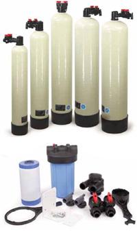 Anti-Scaling Water Filtration (Salt Free)