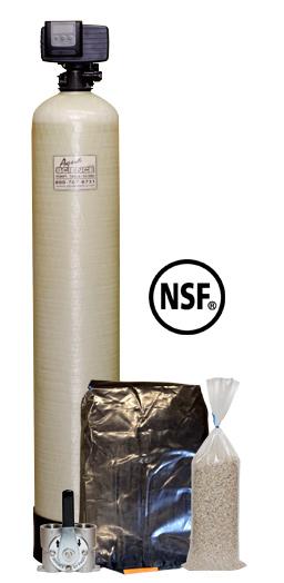 Granular Activated Carbon Water Filtration (Odor & Taste Removal)
