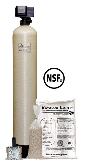 Katalox Light Water Filtration (Color, Odor, Iron, Manganese & Hydrogen Sulfide Removal)
