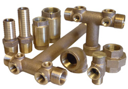 Brass Fittings & Components
