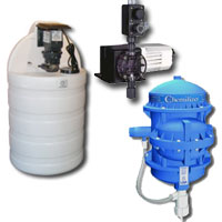 Chemical Feed Systems & Components