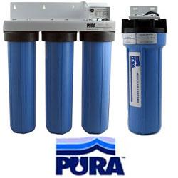 Pura UV (Ultraviolet) Water Treatment Systems