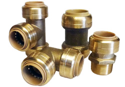 Push-Fit Fittings & Components