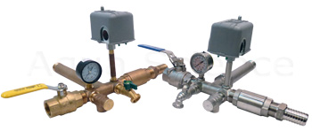 Pressure Tank Installation Packages