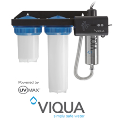 Viqua UV (Ultraviolet) Water Treatment Systems