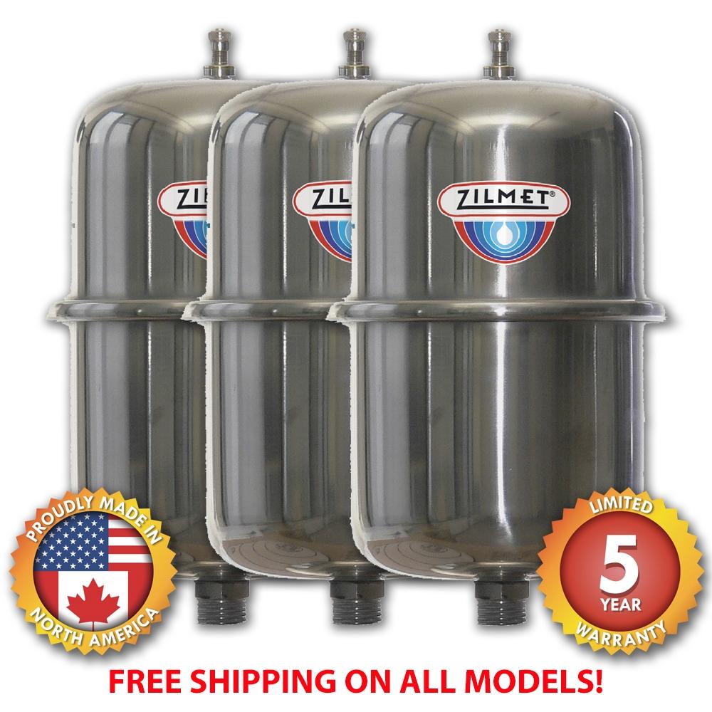 Zilmet Pressure Tanks