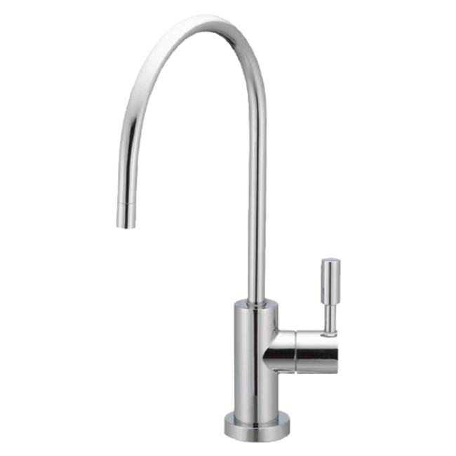 brushed nickel 888 non air gap faucet for drinking water systems