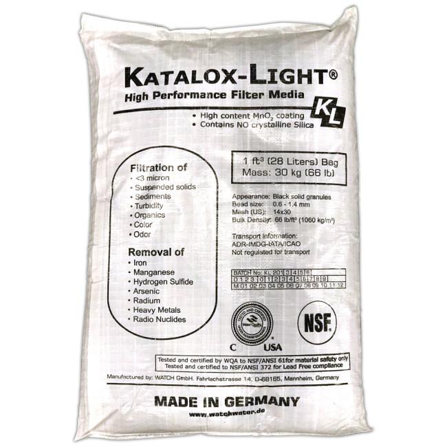 bag Filter Ag turbidity sediment removal filter media 1 cu ft